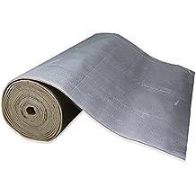 """shinehome Heat Shield Sound Deadener Deadening Heat Insulation Mat Noise Insulation and Dampening Mat Heat Proof Mat 72"""" x 40"""" 6mm/236mil"""