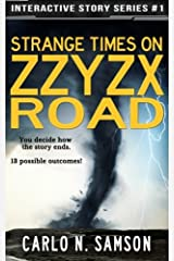 Strange Times on Zzyzx Road: An Interactive Story Paperback