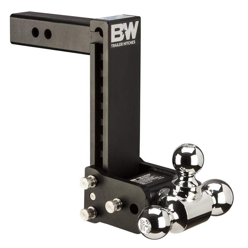 B/&W Trailer Hitches TS10050B Tow and Stow Hitch