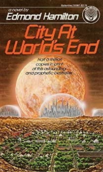 City At World's End by Edmond Hamilton science fiction book reviews