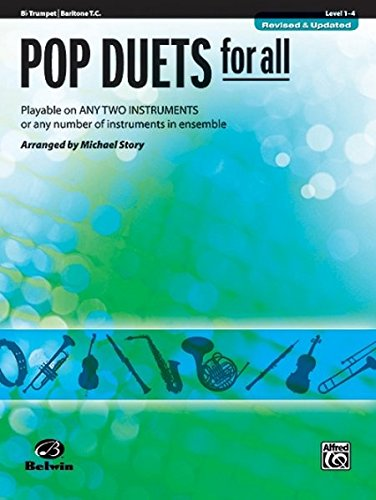 Pop Duets for All : Piano/ Conductor, Oboe