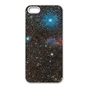 Brilliant stars Personalized Cover Case with Hard Shell Protection for Iphone 5,5S Case lxa#464502
