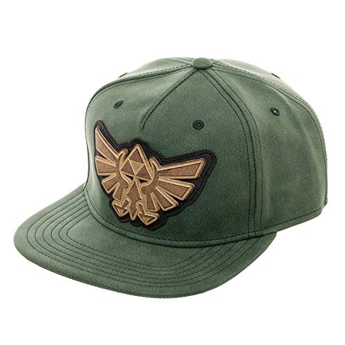 The Legend of Zelda Distressed Snapback Hat