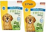 Pedigree Dentastix Fresh Biscuit Large Dog Treats (3 lb) (Pack of 2) For Sale