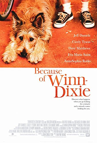 because-of-winn-dixie-poster-movie-27x40