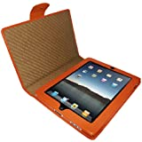 Apple iPad Piel Frama Orange Leather Cover