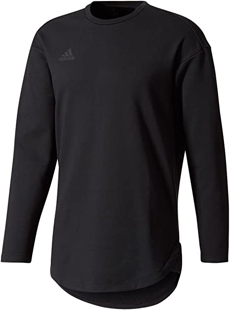 adidas Tango Sweat Jersey (Small, Black): Amazon.it: Sport e
