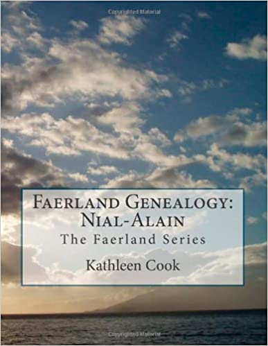 Faerland Genealogy: Nial-Alain: The Faerland Series