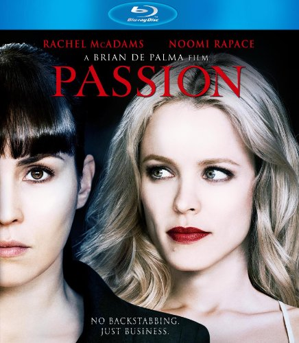 Blu-ray : Passion (Digital Theater System, , AC-3)