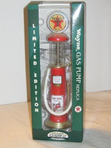 Wayne Gas Pump (Limited Edition Die Cast Replica 1930's Texaco Fire Chief Wayne Gas)