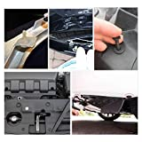 GOOACC 425 Pcs Car Body Retainer Assortment Clips