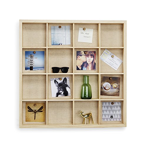 Umbra Cubby (Umbra Gridlock 16-Opening Picture Frame/Display)