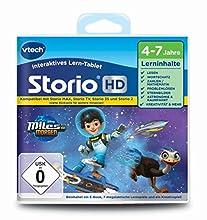 VTech 80-274404 vídeo - Juego (Storio2, Soporte físico, Tarjeta de memoria, Educativo, EC (Niños), DEU)