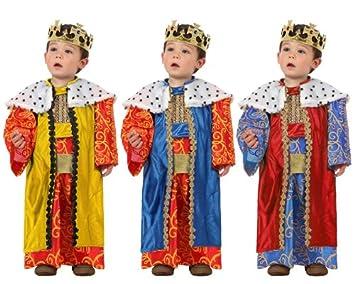 Atosa-12780 Atosa-12780-Disfraz Rey Mago niño bebé-Talla ...