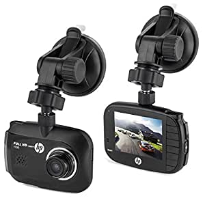 Amazon.com: HP F100 car dash on cam: Car Electronics