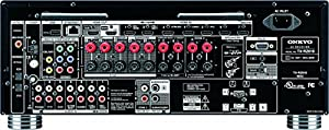 Onkyo Powerful Audio & Video Component Receiver Black (TX-RZ610)