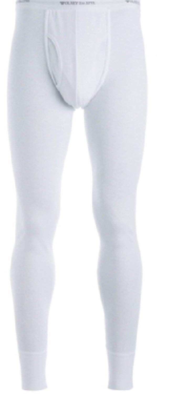 Herren Wolsey Athletische Thermo Ski Baumwolle Lange Unterhose Unterwasche