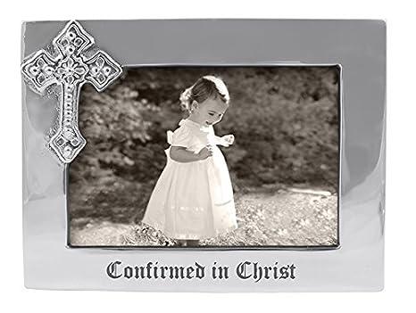 Amazon.com: Mariposa Cruz religiosa (bautizo, comunión ...
