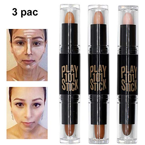 Concealer Highlighters Contouring Double End Highlighter