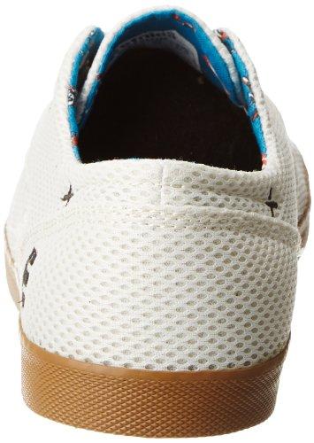 Etnies - Zapatillas de skateboarding para hombre Multicolor blanco (White/Gum)