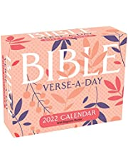 Bible Verse-a-Day 2022 Mini Day-to-Day Calendar