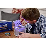 Bose BOSEbuild Speaker Cube - A Build-it-yourself Bluetooth Speaker for Kids 14 Build a Bluetooth speaker with Bose-quality sound Personalize your Speaker Cube with cool lights and interchangeable covers Included app (for Apple devices) guides you through hands-on activities