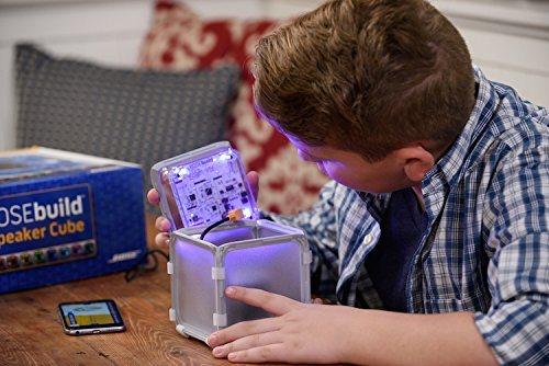 BOSEbuild Speaker Cube - A Build-it-yourself Bluetooth Speaker for Kids by BOSEbuild (Image #5)
