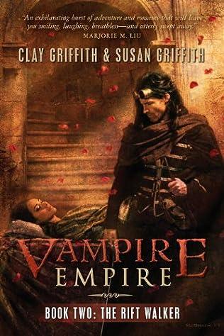 book cover of The Rift Walker