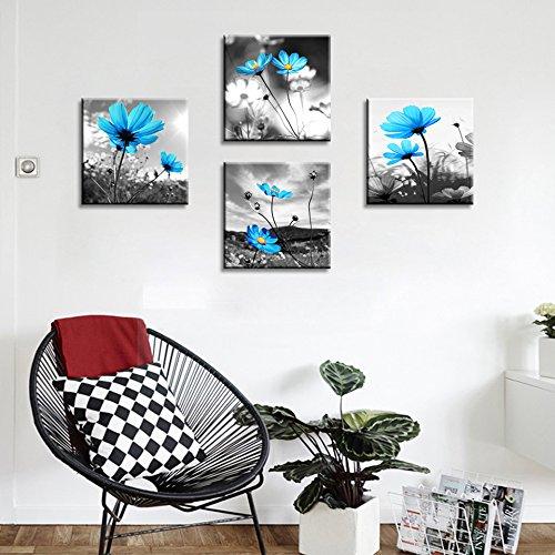 Amazoncom HLJ Arts Modern Salon Theme Black and White