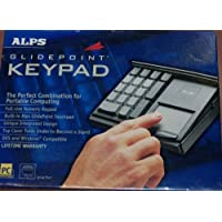 GLIDEPOINT KEYPAD ALPS Numeric Keypad Computer TrackPad