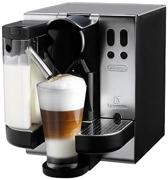 DeLonghi Lattissima EN680M Máquina de café en cápsulas 1.2L - Cafetera (Máquina de café en cápsulas, 1,2 L, 1300 W): Amazon.es: Hogar