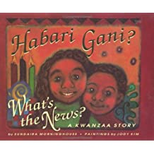Habari Gani?: What's the News? a Kwanzaa Story