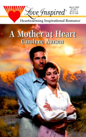 book cover of A Mother at Heart