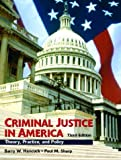 Criminal Justice in America 3rd Edition
