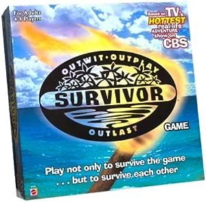 Survivor Outwit Outlast Game