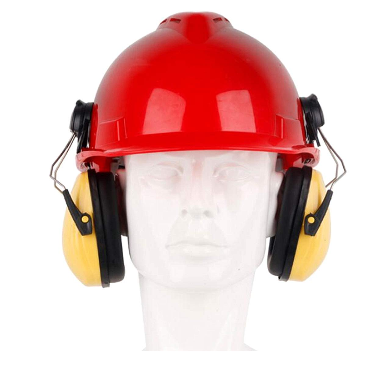 Buy FIRECLUB Hanging Helmet-Type soundproof Earmuffs, Noise-Proof site,  Logging, Grinding, Noise Reduction, Protective Earmuffs Online at Low  Prices in India - Amazon.in
