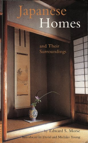 Japanese Homes and Their Surroundings (Tuttle Classics) (Furniture Design Garden Japanese)