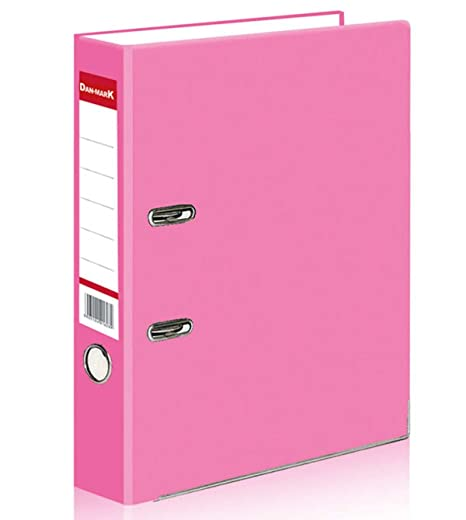 5 x Foolscap Lever Arch Files Large A4 Paper Office Document Storage Folders