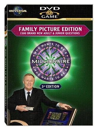 The millionaire tv show dvd