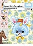 Happy Kitty Bunny Pony: A Saccharine Mouthful of Super Cute