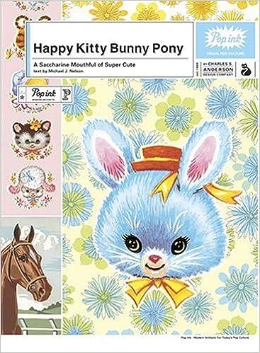 Happy kitty bunny pony