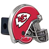 NFL Kansas City Chiefs Helmet Trailer Hitch Cover