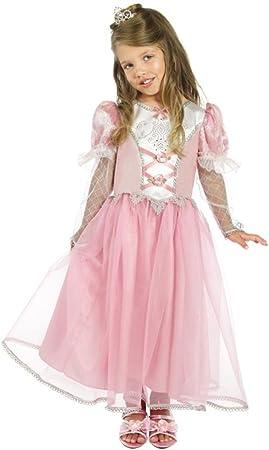 Smiffys 36330T2 - Disfraz de princesa para niña (3 años) (talla 3 ...