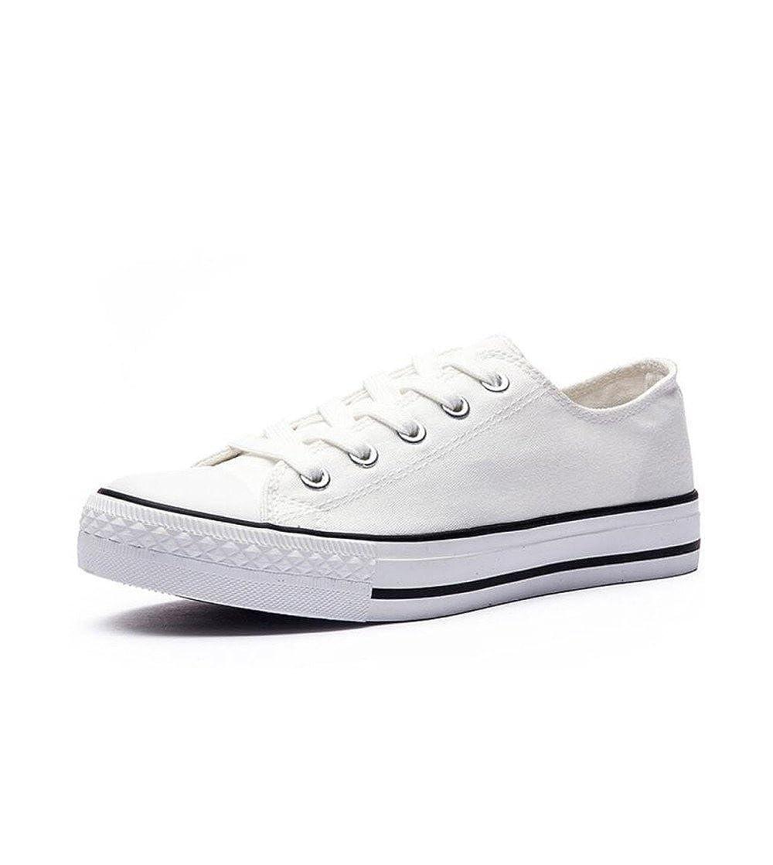 ZFNYY Chaussures de Toile personnalité de Féminine Fond Toile Plat tir Aider Faible Aider Les étudiants Mode Décontractée - ba96d2c - piero.space