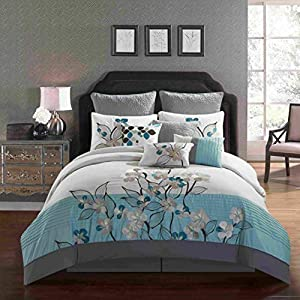 51SA3oxjYGL._SS300_ Coastal Comforters & Beach Comforters
