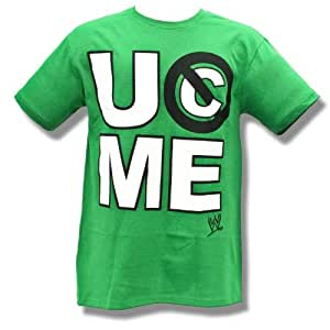 Wwe john cena you can 39 t see me adult size for Adult medium t shirt
