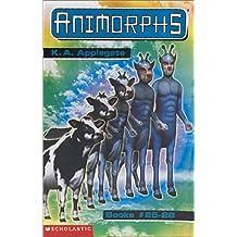 Animorphs Box Set: Books 25-28