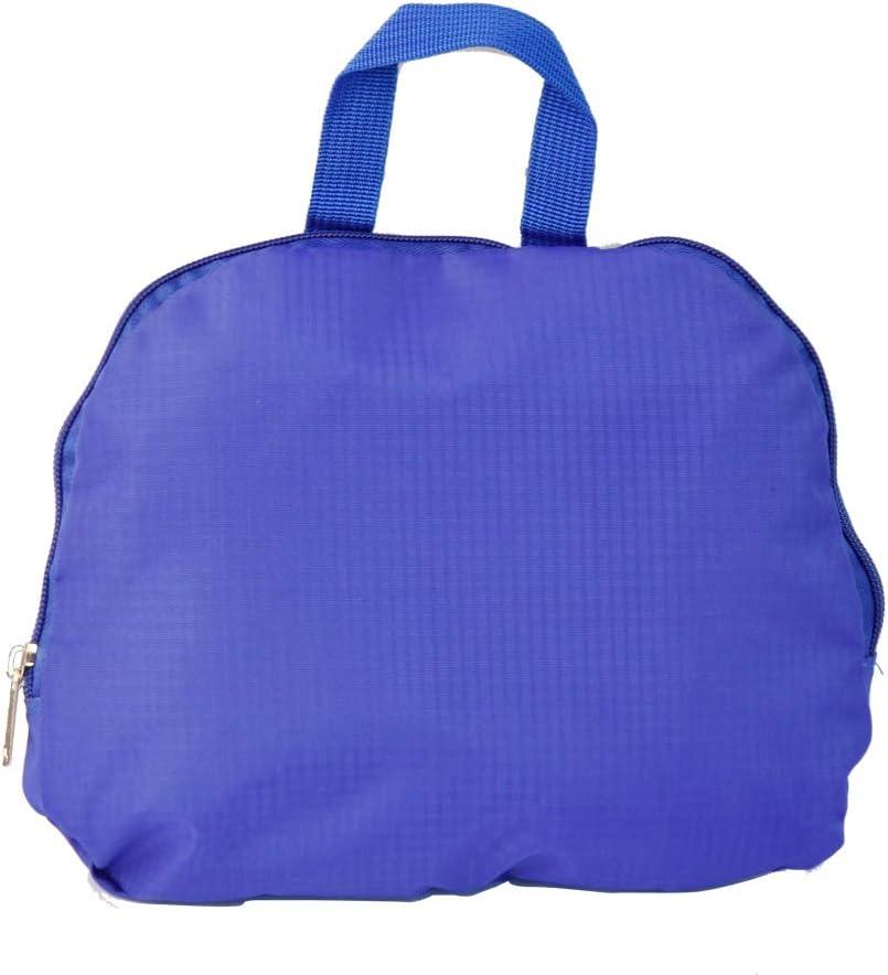 Mike Tennis Racket Backpack,Foldable Waterproof Light Weight Durable Badminton Racket Backpack Blue Colour