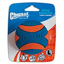 Chuckit! Ultra Squeaker Ball, Large