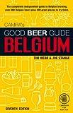 Good Beer Guide to Belgium, Tim Webb, 1852493119